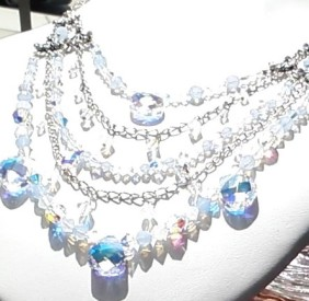 swarovski princess necklace 3