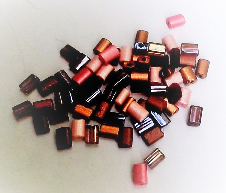 niblet seed beads