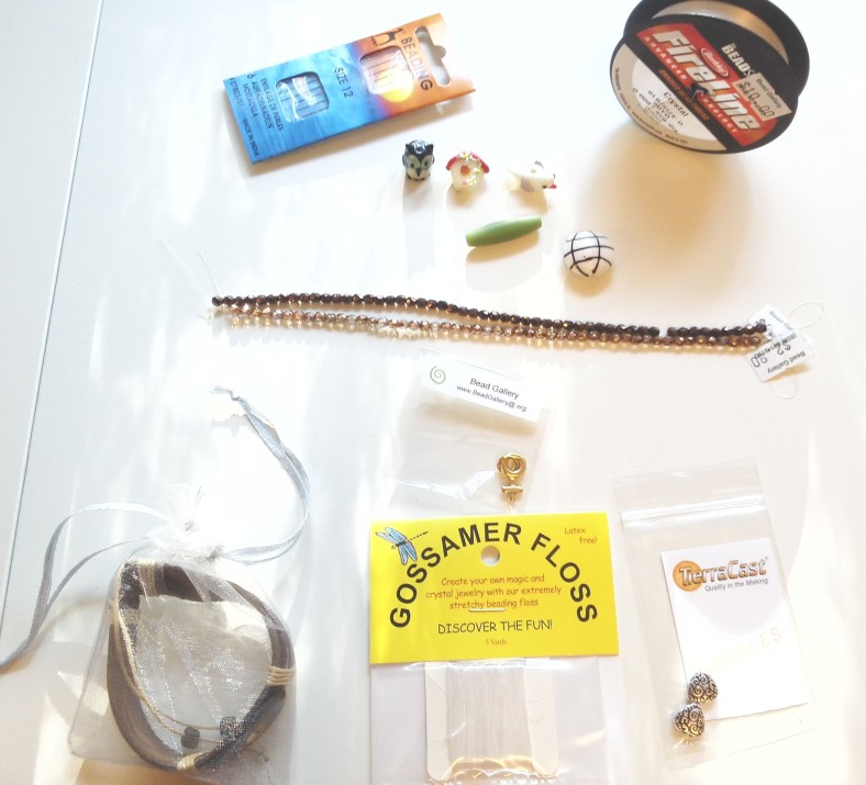 bead gallery goodies